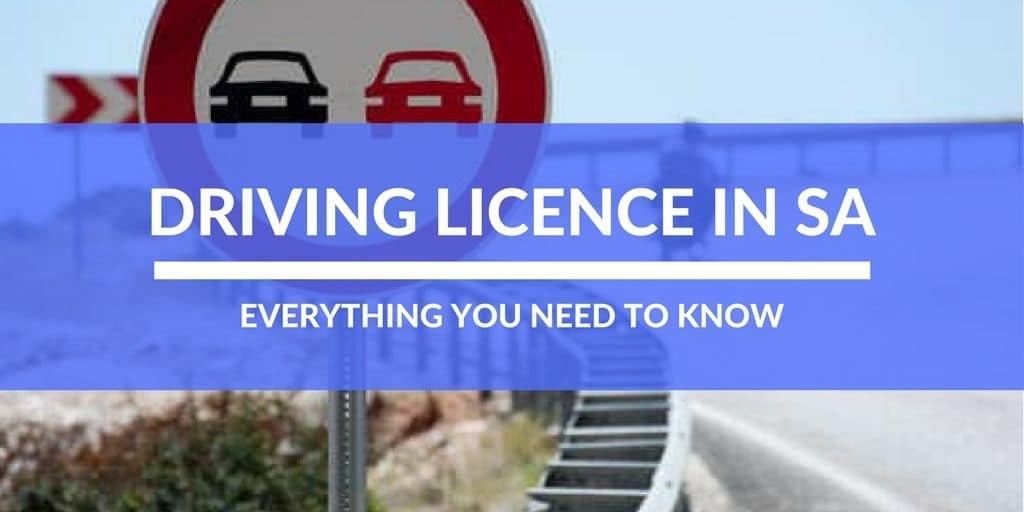 Driving Licence SA